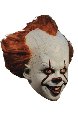 Pennywise deluxe mask trick or treat